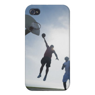 Basketball players 5 case for iPhone 4