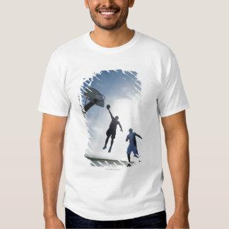 Basketball players 5 tee shirts