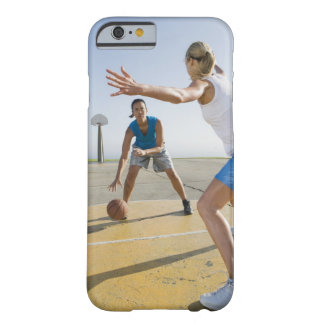 Basketball players 6 barely there iPhone 6 case