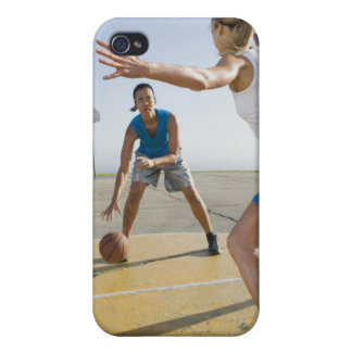 Basketball players 6 cover for iPhone 4
