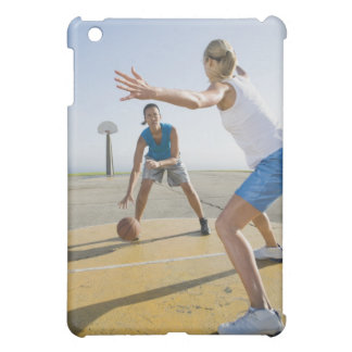 Basketball players 6 iPad mini cover