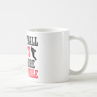 basketball players design coffee mug
