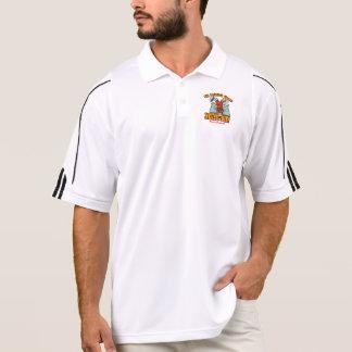 Basketball Players Polo Shirt
