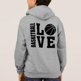 Basketball Players Ultimate I Love Basketball Hoodie
