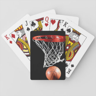 Basketball Playing Cards, Standard Index faces Poker Cards