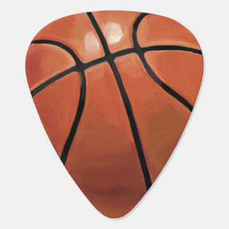 Basketball Plectrum