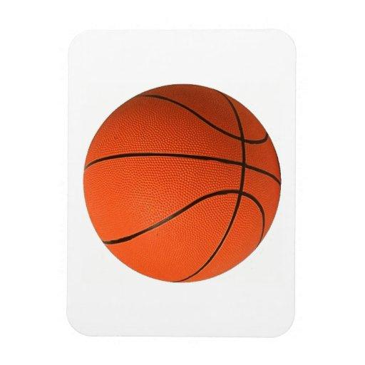 Basketball Flexible Magnets