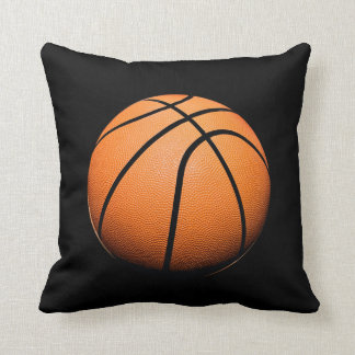 Basketball Products Throw Pillows