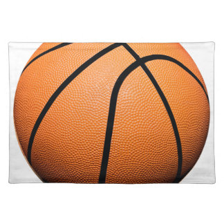 Basketball Products Place Mat