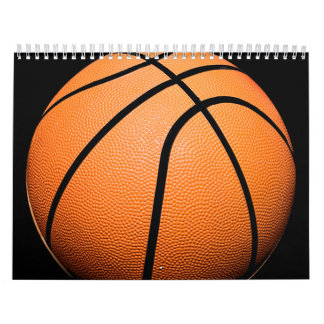 Basketball Products Calendars