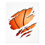 Basketball Prospectus Customisé