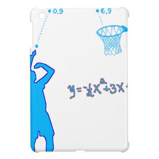 Basketball Shot and Quadratic equation Case For The iPad Mini