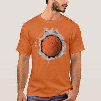 Basketball Slam T-Shirt