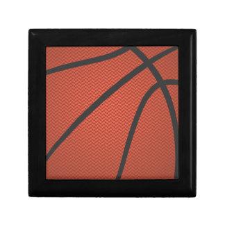 basketball small square gift box