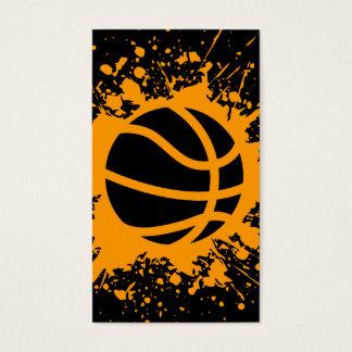 basketball splatz business card