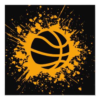basketball splatz card