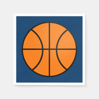 Basketball Sports Party Birthday Napkins Paper Serviettes