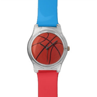 Basketball Sports Team : you Pick the color Wristwatches