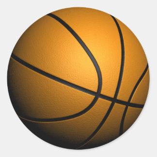 Basketball Sticker 3