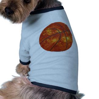Basketball Sun Pet Tee Shirt