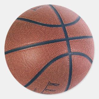 Basketball Superstar Stickers