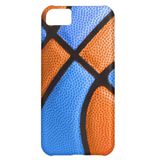 basketball team colors orange and blue case iPhone 5C case