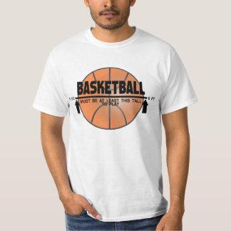 Basketball This Tall Tshirt