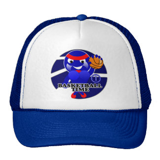 BASKETBALL TIME CAP