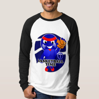 BASKETBALL TIME T-Shirt