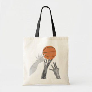 Basketball Tip Off T-shirts and Gifts Tote Bag
