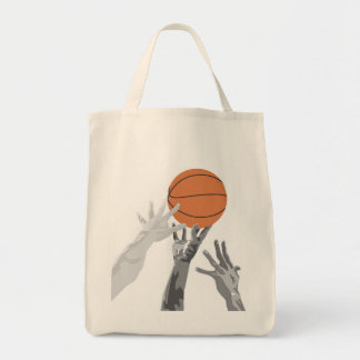 Basketball Tip Off T-shirts and Gifts Canvas Bags