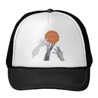 Basketball Tip Off T-shirts and Gifts Hats