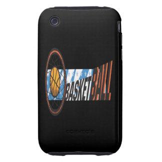 Basketball Tough iPhone 3 Case