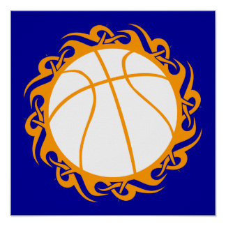 basketball : tribalz posters