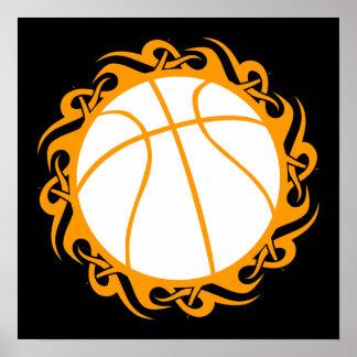 basketball tribalz poster