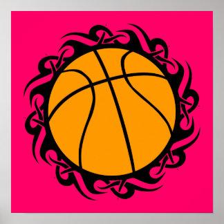 basketball : tribalz poster