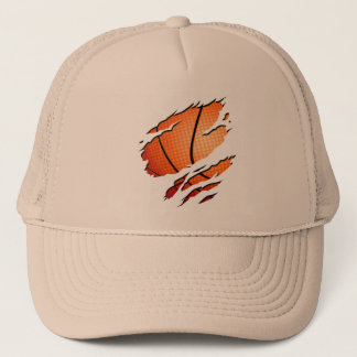 Basketball Trucker Hat