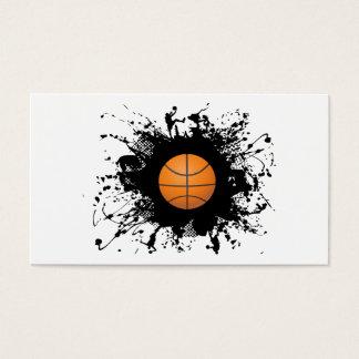 Basketball Urban Style Business Card