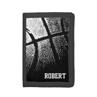Basketball wallets | Personalizable sports gift