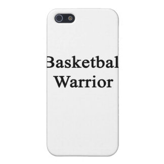 Basketball Warrior iPhone 5 Cover