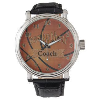 Basketball Watches, Gifts for Coaches Basketball Watch