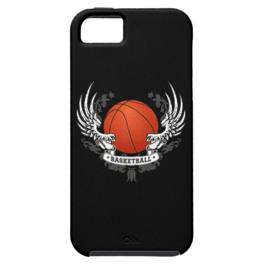 Basketball Wings Case For The iPhone 5