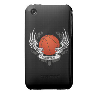 Basketball Wings iPhone 3 Case-Mate Case