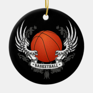 Basketball Wings Ornament