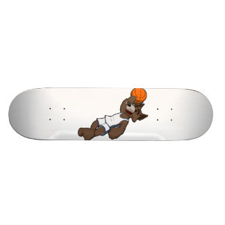 Basketball Wolf Skateboard Decks