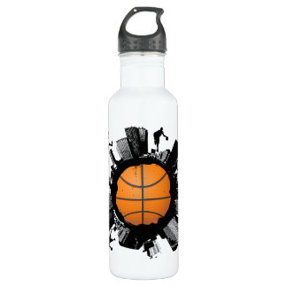 Basketball World 710 Ml Water Bottle