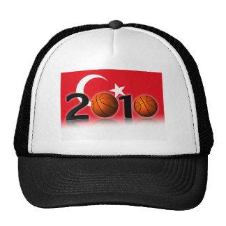 Basketball world cup 2010 trucker hat