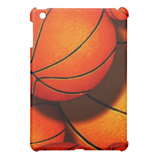 Basketballs iPad Case