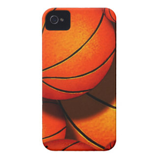 Basketballs iPhone 4/4S Case Mate