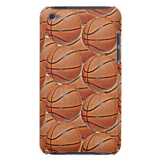 BASKETBALLS iPod Touch Case-Mate Case